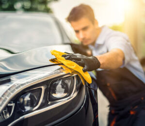 Luxury vehicle detailing South Florida